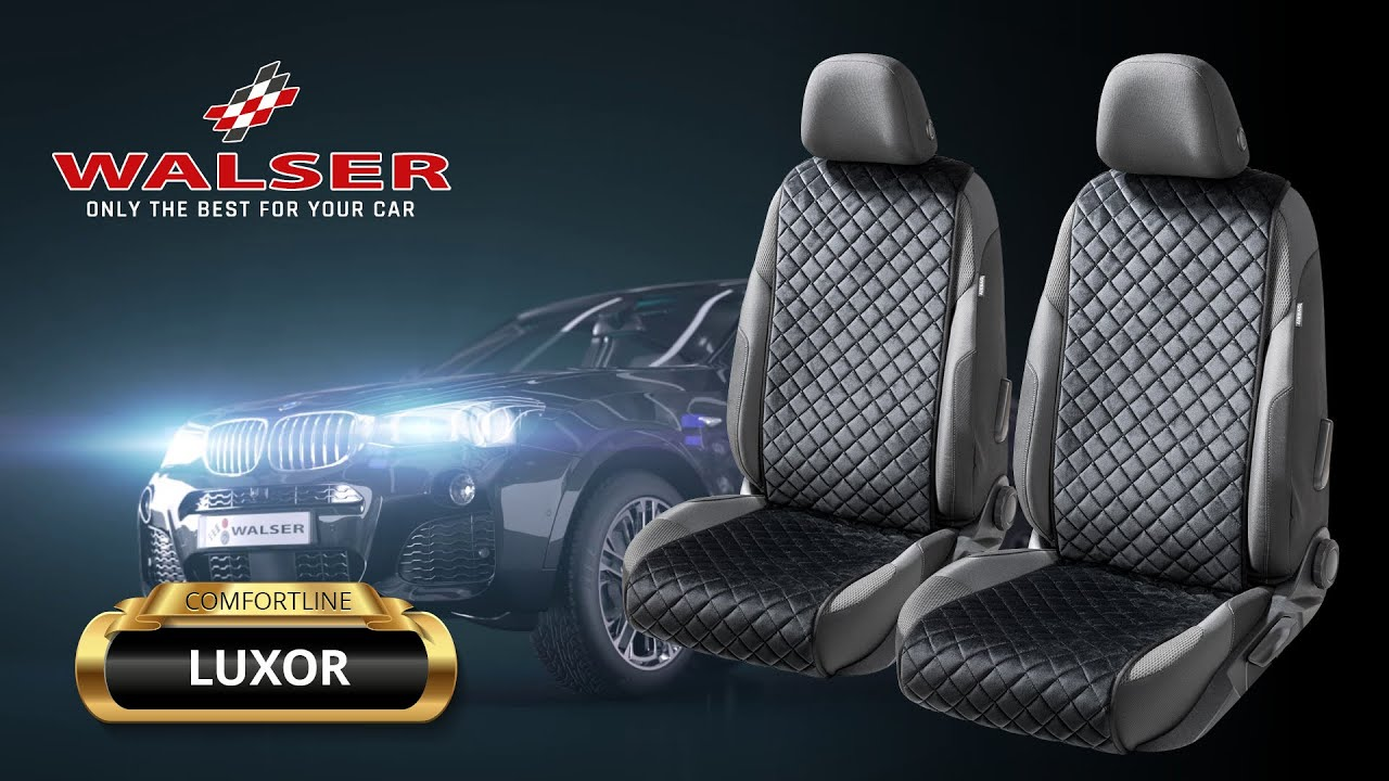 Preview: Comfortline Luxor, 1 rear seat cover