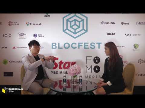 Blocfest Highlights: Ethan Ng ; Head of Digital Marketing in Huobi Exchange