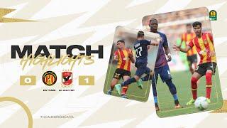 CAF CL | Demi finale aller : ES Tunis 0 – 1 Al Ahly SC