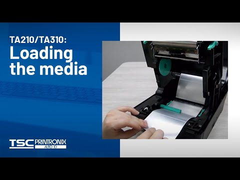 TSC TA210 Desktop Thermal Transfer Barcode Printer