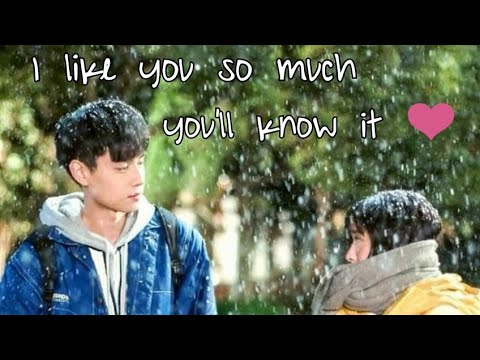Jiang chen+Xiao xi (I like you so much, you'll know it ❤️)