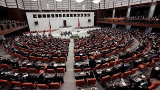 Turkey votes to extend mandate for troops in Iraq and Syria
