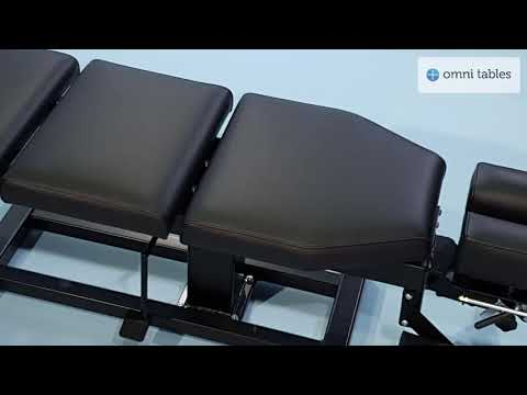 Omni Basic 1 Drop Chiropractic Table