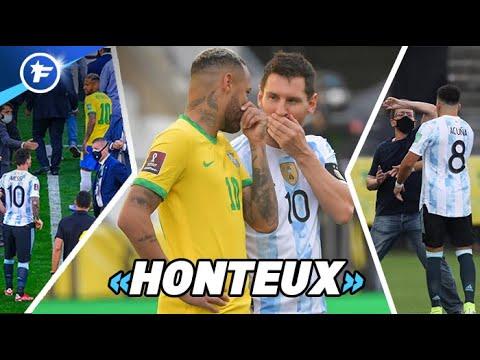 Le fiasco Brésil-Argentine fait halluciner la presse mondiale   Revue de presse