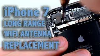 iPhone 7 Long Range WiFi Antenna Replacement