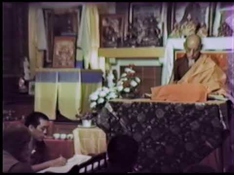 Tibetanpublictalk6/30༄སྐྱབས་རྗེ་ཟོང་རྡོ་རྗེ་འཆང་གི་བདེ་མཆོག་དཀའ་ཁྲིད།།༼༦༽
