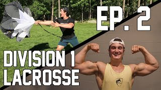 Preparing for College Lacrosse Ep. 2 | How I Got Recruited