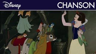 Blanche Neige et les Sept Nains - Siffler en travaillant I Disney