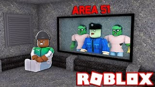 Roblox Zombie Attack Defeating The Giant Zombie Boss Area 51 Zombie Attack In Roblox Free Online Games