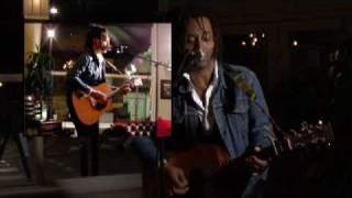 David 9 Lunas - Dred Indian Blues (LIVE)