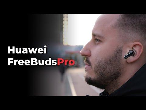 Беспроводные наушники HUAWEI FreeBuds Pro Carbon Black