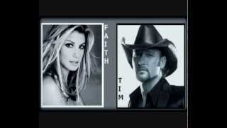 Faith Hill & Tim McGraw *Just To Hear You Say That You Love Me* - Diane Warren