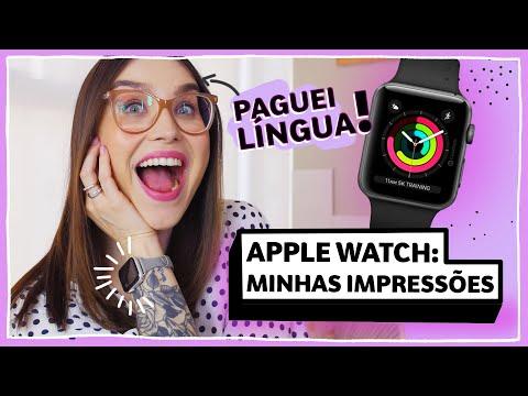 Apple Watch: como uso e minhas impressões! | Lu Ferreira | Chata de Galocha