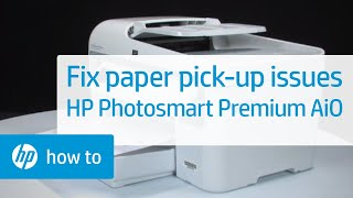 Fix a Printer That Won't Pick Up Paper With Broken Pickup