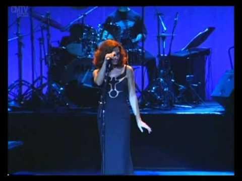 Ana Belén video Por tu amor me duele el aire - Gran Rex 1999