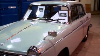 Last Private Car Owned By Sir Winston Churchill