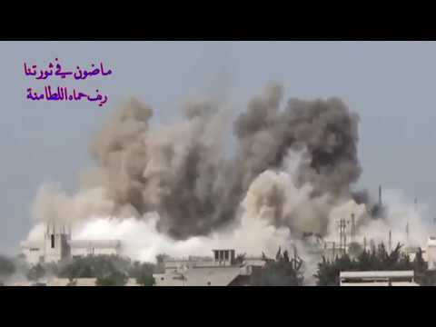 Russian Strikes At Terrorists In Syria 1.01.18 Mp3