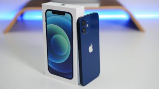 Apple iPhone 12 - Unboxing, Setup and First Look
