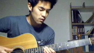 Death Cab for Cutie - A Lack of Color (acoustic cover)