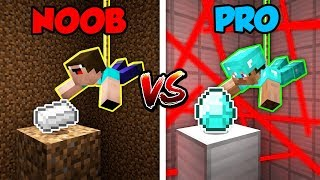 Minecraft NOOB vs. PRO: SECRET MISSION! in Minecraft!