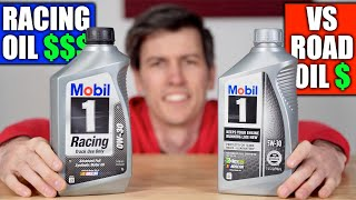 Should You Use Racing Oil In Your Road Car?