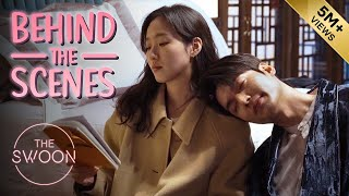 [Behind The Scenes]Lee Min-ho & Kim Go-eun Go Over The First Kiss |The King:Eternal Monarch[ENG SUB]