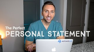 How To Write A Personal Statement - Medical School (TIPS!)