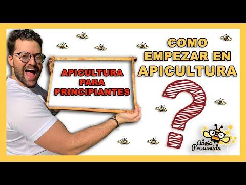 , title : 'Como EMPEZAR en APICULTURA  🐝🧡🎥Apicultura para PRINCIPIANTES.