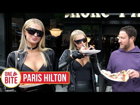 (Paris Hilton) Barstool Pizza Review - Artichoke Pizza