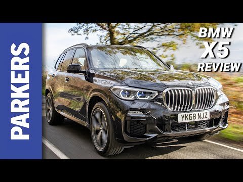 BMW X5 4x4 Review Video