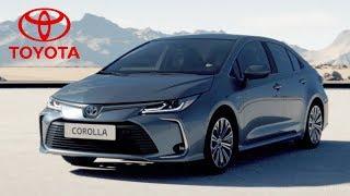 The All-New Toyota Corolla Sedan Prestige
