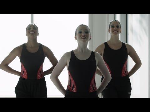 Kolektivní myšlení při synchronizovaném plavání