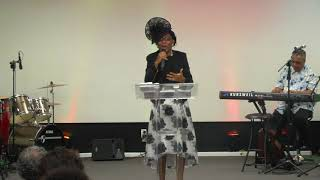 Be Empowered by Pastor Kate Chikezie
