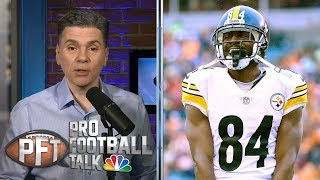 Antonio Brown: Have Steelers lost all control of the situation? | Pro Football Talk | NBC Sports