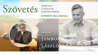 Jámbor Lászlóval a hazai vadászat aktuális helyzetéről - Szóvetés 2. évad 2. epizód