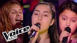 "Swing / Monica / Cassidy - ""Destin""   The Voice Kids France 2017   Battle"