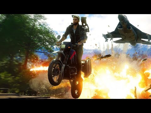Gameplay de Just Cause 4 Gold Edition