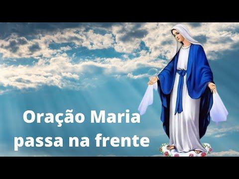 Orao Maria passa na frente
