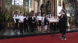 Fulham Children's Choir - Joseph's Dream (Lloyd Webber)