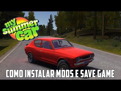 my-summer-car-save-game-pack-de-mod-video-de-como-usar-todos-os-mods