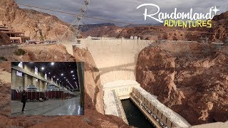 INSIDE The Hoover Dam - A VIP Tour!