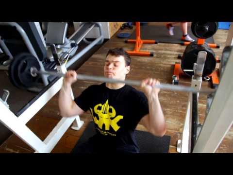 Błędy na mięśnie jock