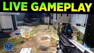 Halo Infinite Tech Test Gameplay [Gameplay Halo Infinite PC]