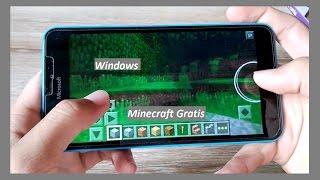 Como Baixar Minecraft Gratuitamente no Windows Phone 8.1 e 10 sem PC