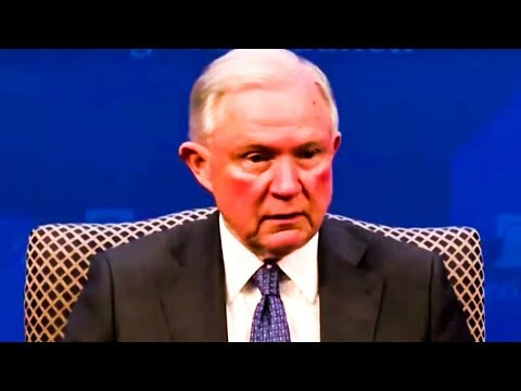 Jeff Sessions Makes Dumbest Statement Ever: Pot Caused Opioid Epidemic!