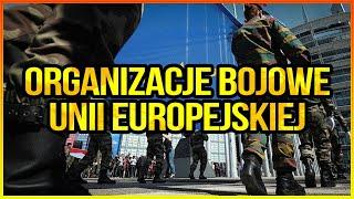 10 ORGANIZACJI BOJOWYCH UNII EUROPEJSKIEJ