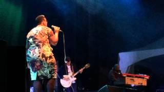 Alabama Shakes- Gospel Song - MRCY Laval Sept. 26, 2015