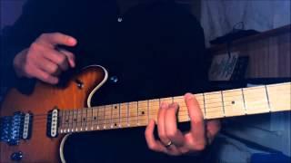 Judas Priest -  Dragonaut - Guitar lesson