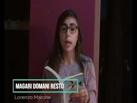 Miriana Barone legge con te