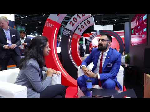 Securitymatterz at GISEC 2018